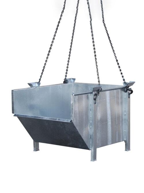 Baustoff-Behälter